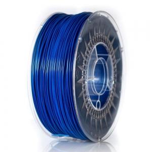 PET G 1.75 мм Синий Пластик Для 3D Печати Devil Design (Польша)