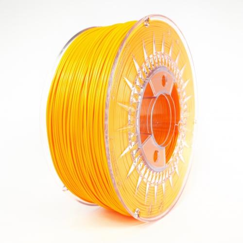 ABS+ 1.75 мм Ярко-Оранжевый Пластик Для 3D Печати Devil Design (Польша)