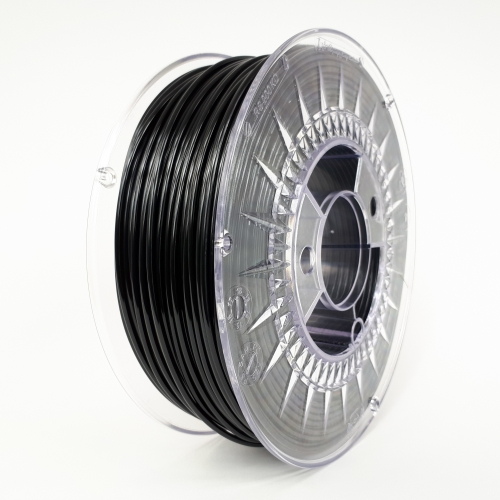 PET-G 2.85 мм Чорний Пластик Для 3D Друку Devil Design (Польща)