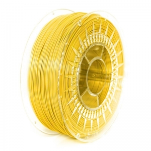 ABS+ 1.75 мм Ярко-Желтый Пластик Для 3D Печати Devil Design (Польша)