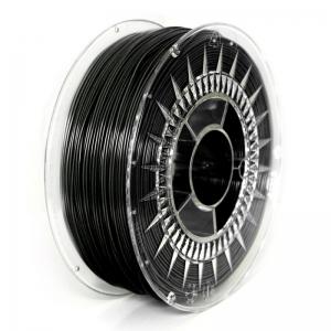 ABS+ 1.75 мм Черный Пластик Для 3D Печати Devil Design (Польша)