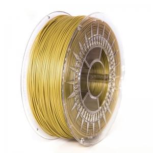 ABS+ 1.75 мм Золотий Пластик Для 3D Друку Devil Design (Польща)