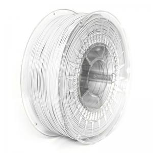 ABS+ 1.75 мм Білий Пластик Для 3D Друку Devil Design (Польща)