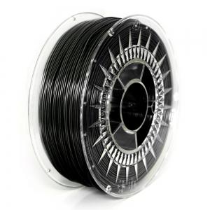 PLA 1.75 мм Черный Пластик Для 3D Печати Devil Design (Польша)