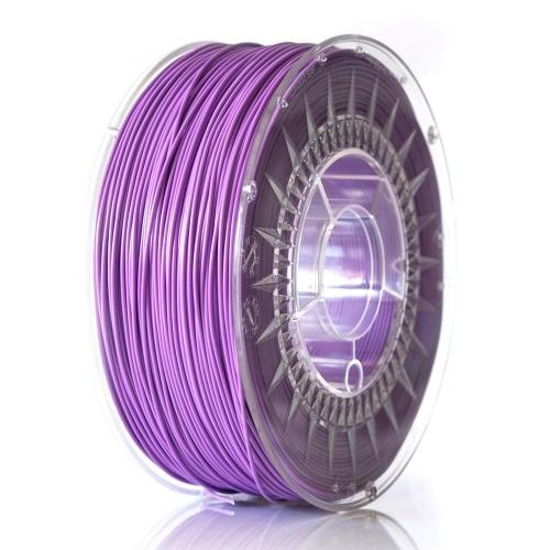 PLA пластик 1.75 мм фиолетовый Devil Design (Польша)