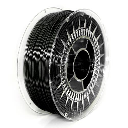 HIPS пластик 1.75 мм черный Devil Design (Польша)
