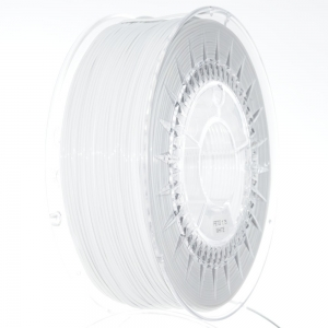 PET G 1.75 мм Білий Пластик Для 3D Друку Devil Design (Польща)
