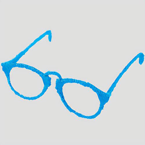 Очки 3D ручкой