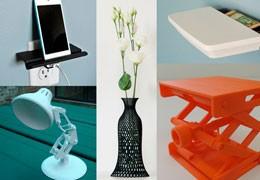 Аксессуары для дома, которые можно изготовить с помощью 3D-принтера