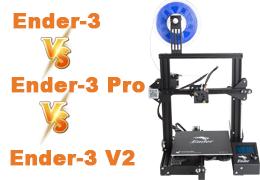 В чем разница между 3D-принтерами серии Ender-3?